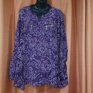Rafaella size M shirt
